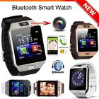 Bluetooth Smart Watch For Android HTC Samsung iPhone iOS Camera Sim Slot