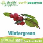 earthessence WINTERGREEN ~ CERTIFIED 100% PURE ESSENTIAL OIL ~ Therapeutic Grade