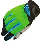 Fly Racing F 16 Glove Green/Black ( Pick Your Size )