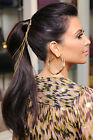Thick 100% remy human hair ponytail extensions 120g -Drawstring Hair Extension