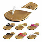 New COCOA Women Shoes Flip Flops Thong Flat Sandals Slipper