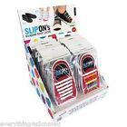 NO TIE SILICONE SHOE LACES - SLIP ON SILICONE SHOELACES- RAINBOW, WHITE, BLACK