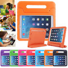 Safe Kids Shock Proof  EVA Foam with Handle Case Cover Stand Fr Apple iPad 2 3 4