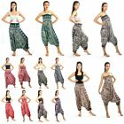 NEW Woman Harem Pants Baggy Ali Baba Yoga Hippie Hareem Gypsy Trousers Leggings