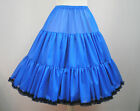 "ROYAL/NAVY ROCK N ROLL/ROCKABILLY 1950s VINTAGE PETTICOAT 25""27 LENGTH"