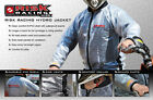 Risk Racing MUD JACKET clear WATERPROOF RAIN COAT motocross enduro mtb BMX ATV
