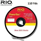 Rio® Powerflex® Tippett 100M Spools - Leader Material * New 2021 STOCK*Copolymer