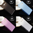 New Soft TPU Rubber Matte Pudding Protective Back Cover Skin Case For ZTE Phones