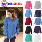 New BOXERCRAFT Women's Pom Pom Jersey Long sleeve Pullover Athletic Apparel
