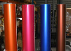 Ice Chrome Film/Sticker Car Wrap Air Release Bubble Free Decals DIY Roll Sheet