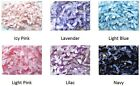 15 x 7mm Satin Ribbon Bows - Pick 'n' Mix Colours (5 from each selection).