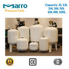 Quality Water Pressure Tank 12/24/36/50/60/80/100 Litre  - Suit Water Pumps