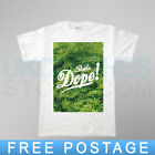 ITS DOPE  WEED TRAPSTAR 40OZ OBEY WASTED HYPE FABRIC COMME DES RAP  T SHIRT