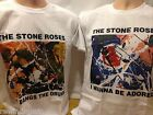 MENS THE STONES ROSES TWIN PACK T SHIRTS   'ADORED' 'SHE BANGS THE DRUMS'