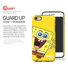 GCASE SPONGEBOB Guard Up Smartphone Cases Licensed Covers for iPhone & Galaxy