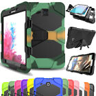 "Shockproof Military Rubber Hard Case Cover For Samsung Galaxy Tab A 7"" T280 T285"