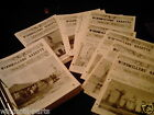 Windmillers' Gazette Periodical, used, your choice 1987-1991 issues
