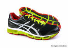 Asics men Gel-Cirrus33 running shoes sneakers - Black / White / Red $150
