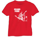 Grand Funk Railroad Retro Music Band T Shirt
