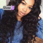 Brazilian Big Body Wave 100% Brazilian Human Hair Lace Front Full ace Wigs