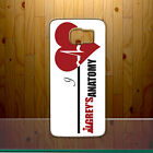 I Love Greys Anatomy Medical TV Series Quote For Samsung Phone Case Cover Z926