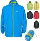 Waterproof Windproof Breathable TRESPASS Mens Jacket - Easy Fold into Pouch