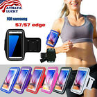 For Samsung Galaxy S7/S8/S9/Plus Sports Armband Gym Running Arm Band Case Holder
