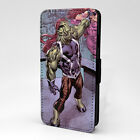 Inhumans Agents of Shield PC Leather Flip Case Cover - Skrull Invasion - S-T2551