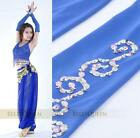 New 1 Pair Sequin Belly Dance Arm Gloves 10 Colors DN