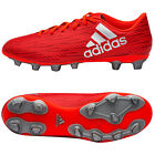 adidas 2016 X 16.4 FXG Soccer Cleats Football Shoes Red/Orange S75678