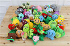 Plants and Zombies Plants vs Zombies 2 PVZ Figures Plush Baby Staff Toy 13cm-35c