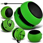 Quality 3.5mm Mini Capsule Travel Portable Rechargeable Speaker