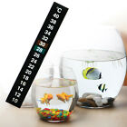 1/5/10pcs Digital Aquarium Fish Tank Thermometer Temperature Sticker Stick-On