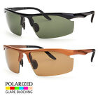 Mens Aviator PREMIUM Polarized Sunglasses TR90 Sports Drivin