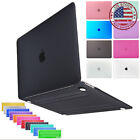 "Rubberized/Crystal Clear Hard Case Keyboard Cover for New MacBook Retina 12""Inch"