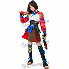 Kabaneri of the Iron Fortress Mumei Cosplay Costume(headwear and kneecap include