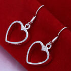 Women/Girls 925 Sterling Silver Filled Earrings Fashion Drop/Dangle Earrings