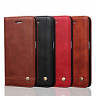 Luxury Flip Leather Stand Wallet Card Magnetic Case Cover For Samsung S7/S7 Edge