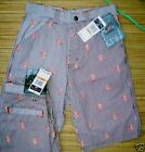 U.S. POLO ASSN. GIRLS LOGO BERMUDA SHORTS LIST $29
