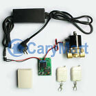DC12V Electric Solenoid Valve Wireless Remote Control Radio Controller With Powe