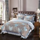 MAJESTY Collection Duvet Cover Sheets Pillow Cases Bedding Set (Queen, King)
