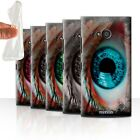 Eye/Iris Phone Case/Cover for Nokia Lumia 735