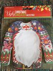 u-PICK Christmas Ugly Sweater NOTE PAD Santa, Snowman, Reindeer, Lights GAG GIFT