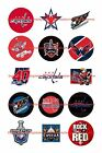 "WASHINGTON CAPITALS 1 "" CIRCLES  BOTTLE CAP IMAGES. $2.45-$5.50 FREE SHIPPING $5.5 USD on eBay"