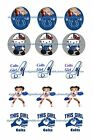 "INDIANAPOLIS COLTS GIRL 1"" CIRCLES  BOTTLE CAP IMAGES. $2.45-$5.50 FREE SHIPPING $5.5 USD on eBay"