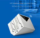 LED Cool Portable Bluetooth Wireless Stereo Speaker 3D Surround