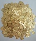 Внешний вид - Coins brass Belly Dance Costumes Scarf Coins Gold,Silver.