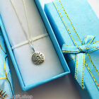 Childrens 'My Little boy' sterling silver necklace or 'Little girl B'day Pageboy