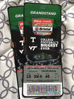 2 tickets Virginia Tech vs Tennessee Darrell Waltrip section row 46