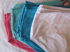 2 Pair Plus Size Cotton Panties Womens Size 4XL Underwear Lace Trim